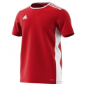 Adidas Entrada 18 Jersey Youth (RED)